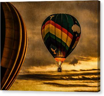 Following Amazing Grace Canvas Print by Bob Orsillo