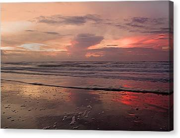 For An Eternity Canvas Print by Betsy C Knapp