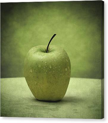 Forbidden Fruit Canvas Print by Taylan Soyturk