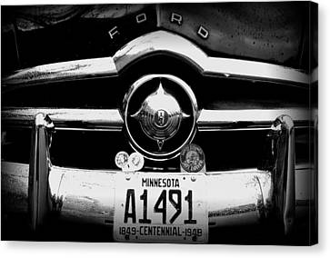 Ford 4 Canvas Print by Amanda Stadther