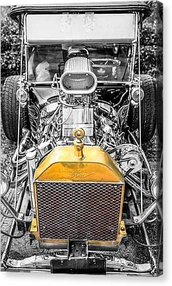 Ford Model T Canvas Print by Chris Smith