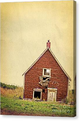 Forsaken Dreams Canvas Print by Edward Fielding