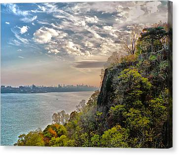 Fort Lee View Canvas Print by Artistic Photos