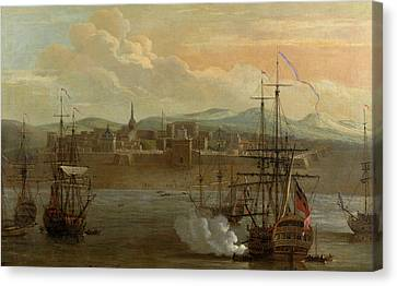 Fort St George In Madras Canvas Print by British Library