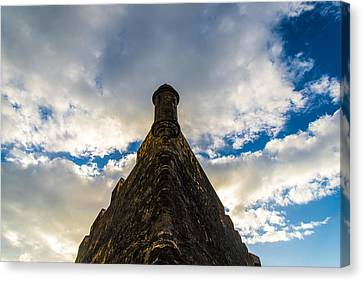 Fortress Canvas Print by Kristopher Schoenleber