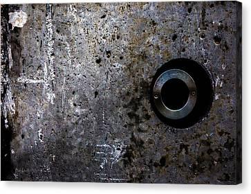 Foundation Number Seventeen Spy Canvas Print by Bob Orsillo