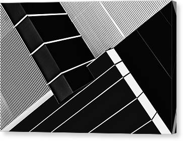 Fragile Symmetry Canvas Print by Paulo Abrantes