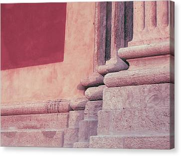 Fragment Canvas Print by A Rey
