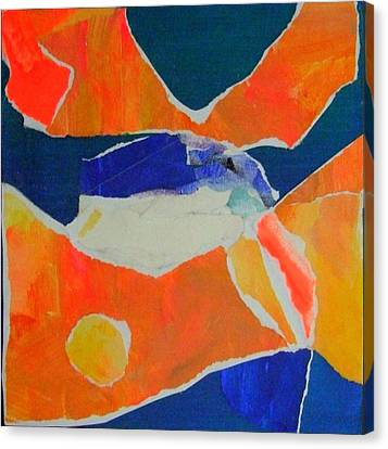 Fugue Canvas Print by Diane Fine