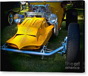Future Rod Canvas Print by Ron Roberts