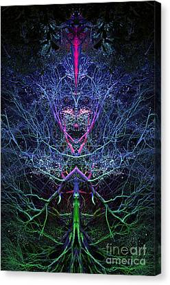 Gaia Canvas Print by Tim Gainey