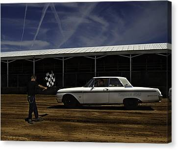 Galaxie 500 8 Lightest Canvas Print by Thomas Young