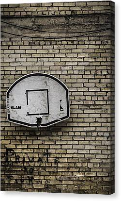 Game Over - Urban Messages Canvas Print by Steven Milner