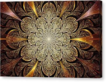 Gates Of Light Canvas Print by Anastasiya Malakhova
