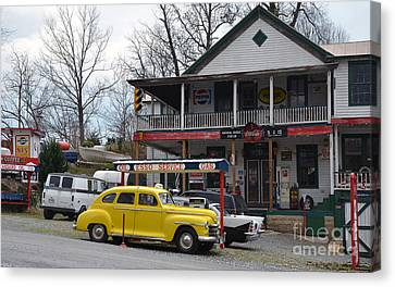 General Store Canvas Print by Brenda Dorman