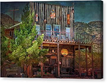 General Store Canvas Print by Gunter Nezhoda
