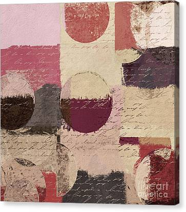 Geomix 01 - C19a2sp5ct1a Canvas Print by Variance Collections