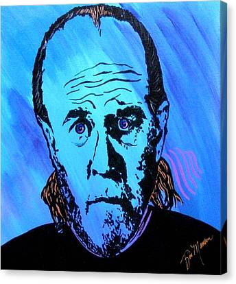 George Carli So What Canvas Print by Bill Manson