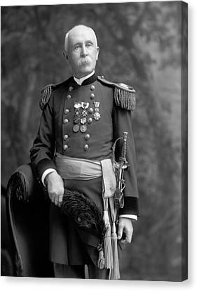 George Sternberg, Us Army Physician Canvas Print by Science Photo Library