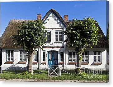 German Country House  Canvas Print by Heiko Koehrer-Wagner