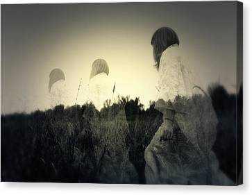 Ghost Stories Canvas Print by Scott Hovind