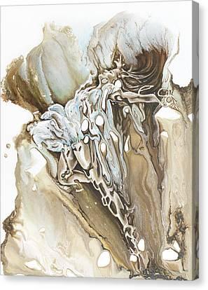 Give Canvas Print by Karina Llergo