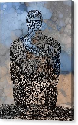 Giving Thought Canvas Print by Jack Zulli