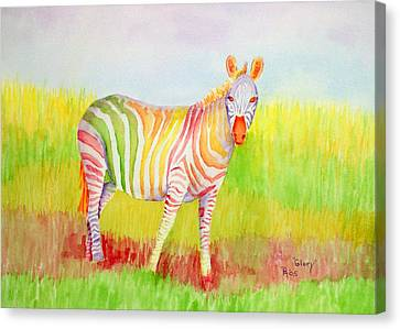 Glory Canvas Print by Rhonda Leonard