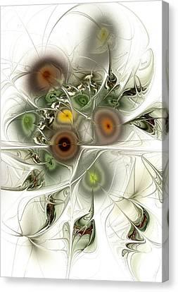 Going Green Canvas Print by Anastasiya Malakhova