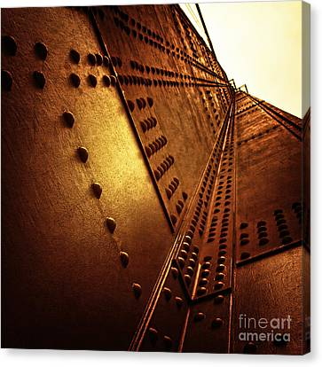 Golden Mile Canvas Print by Andrew Paranavitana