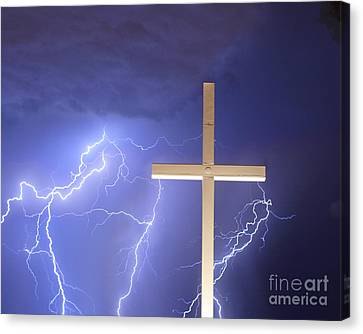 Good Friday Canvas Print by James BO  Insogna