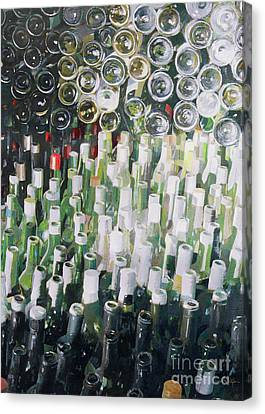 Good Life Canvas Print by Lincoln Seligman