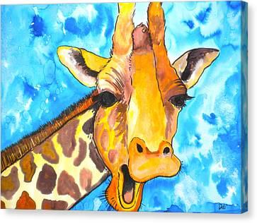 Good Morning Canvas Print by Debi Starr
