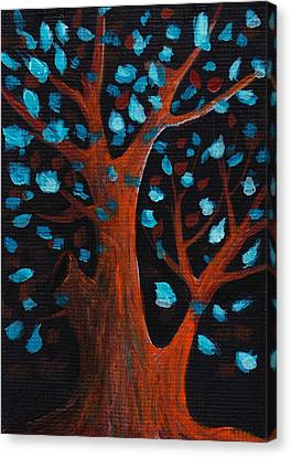 Good Wishes Canvas Print by Anastasiya Malakhova