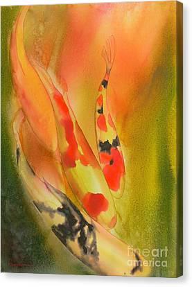 Grace Canvas Print by Robert Hooper