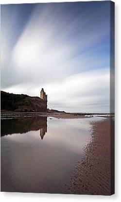 Greenan Castle Canvas Print by Grant Glendinning