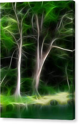 Greenbelt Canvas Print by Wendy J St Christopher