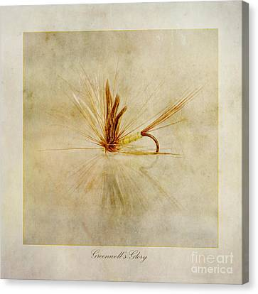 Greenwells Glory Canvas Print by John Edwards