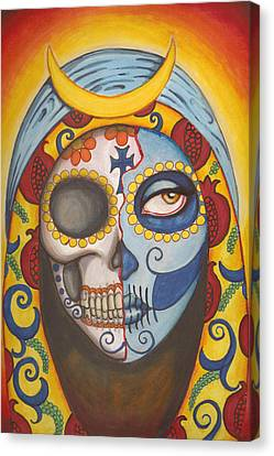 Guadalupe Canvas Print by Shayne of the  Dead