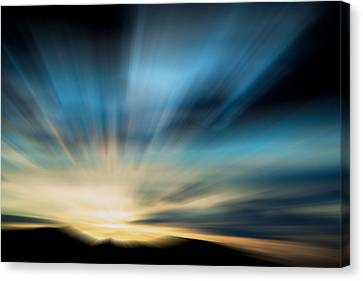 Guiding Light  Canvas Print by Kevin Bone