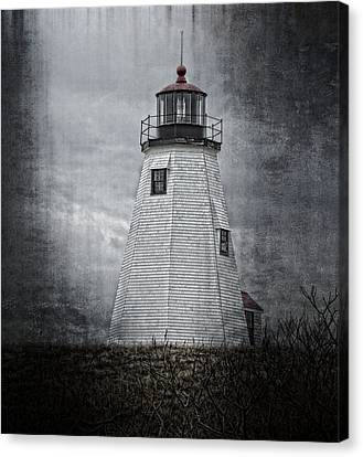 Gurnet Light Canvas Print by Constantine Gregory
