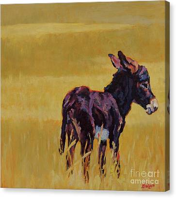Half Pint Canvas Print by Patricia A Griffin