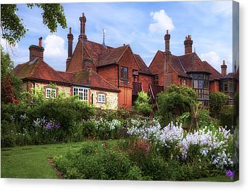 Hampshire Canvas Print by Joana Kruse
