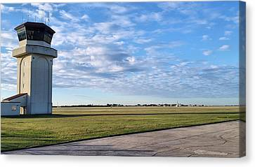 Hangover Tower Canvas Print by JC Findley