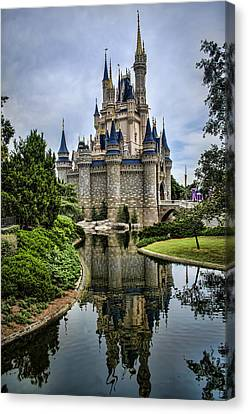 Happily Ever After Canvas Print by Heather Applegate
