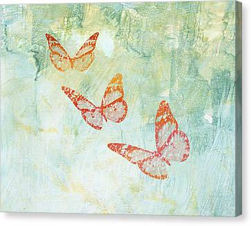 Harmony Canvas Print by Aged Pixel