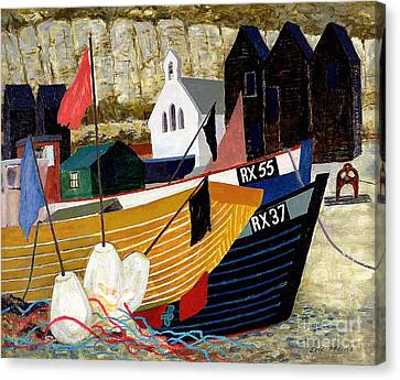 Hastings Remembered Canvas Print by Eric Hains