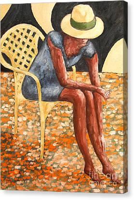 HAT Canvas Print by Patrick J Murphy