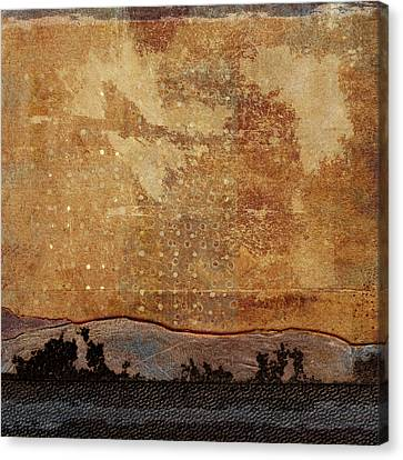 Heading West Canvas Print by Carol Leigh