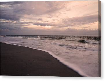 Heart Of The Evening Canvas Print by Betsy Knapp